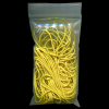 ELASTIQUES JAUNES/ YELLOW RUBBER BAND